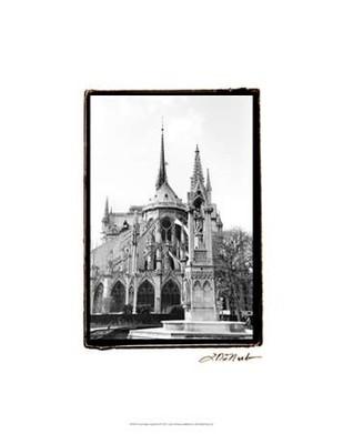 Notre Dame Cathedral III Digital Print by DeNardo, Laura,Image