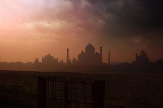 Wonders Of The Wonder1 by Krishnendu Chatterjee, Image Photograph, Digital Print on Archival Paper, Brown color
