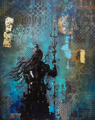 Shiva by Sheetal Singh, , ,