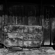 Outpost: Untitled 13 by Samar Singh Jodha, Image Photograph, Digital Print on Archival Paper, Gray color