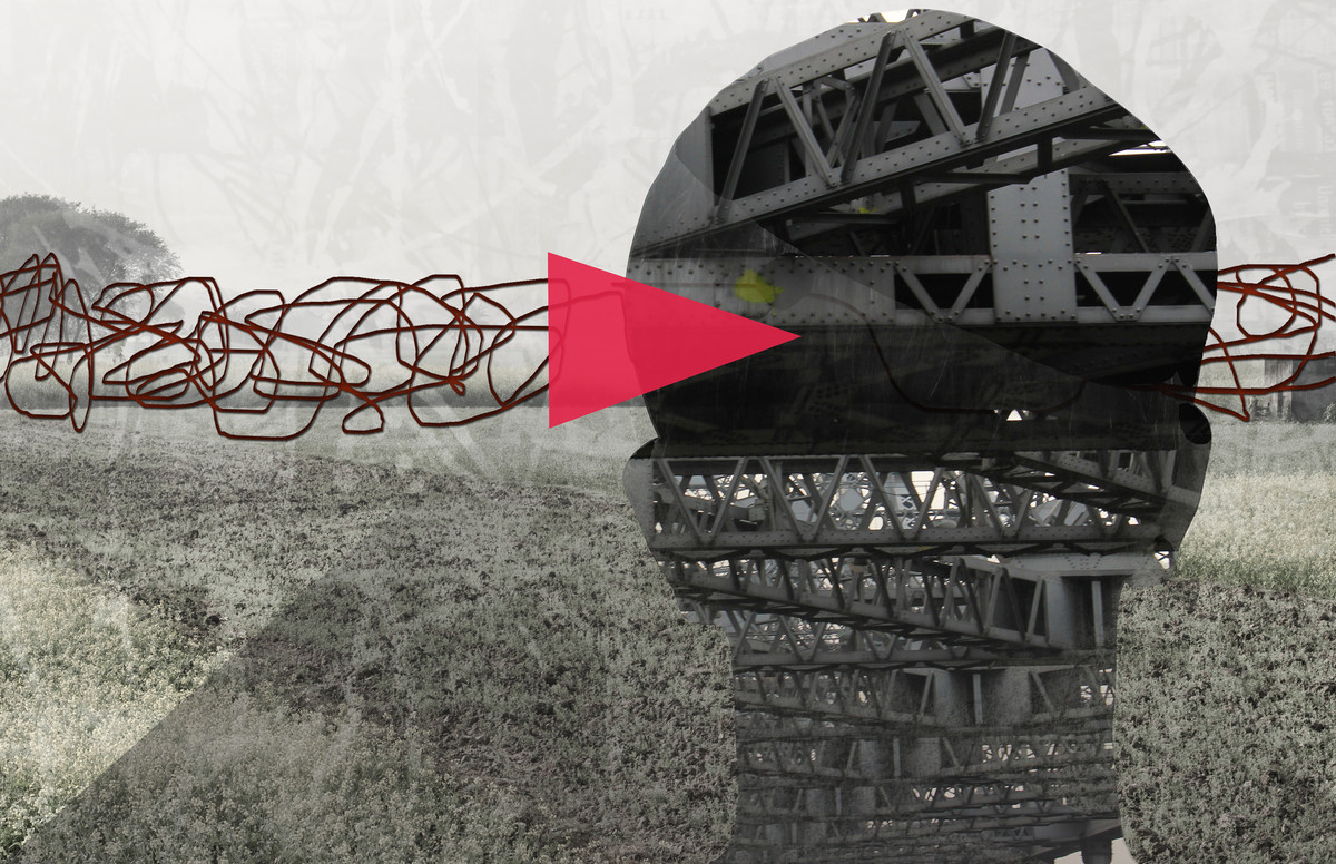 Mindless Play by Ishita Adhikary , Digital Digital Art, Digital Print on Enhanced Matt, Gray color