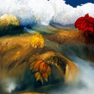R.s.shakiya  48x36 inches  inner escape   8  oil on canvas 2016  mcp2581