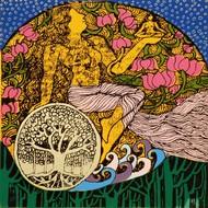 Yogini by Seema Kohli, Traditional Serigraph, Serigraph on Paper, Brown color