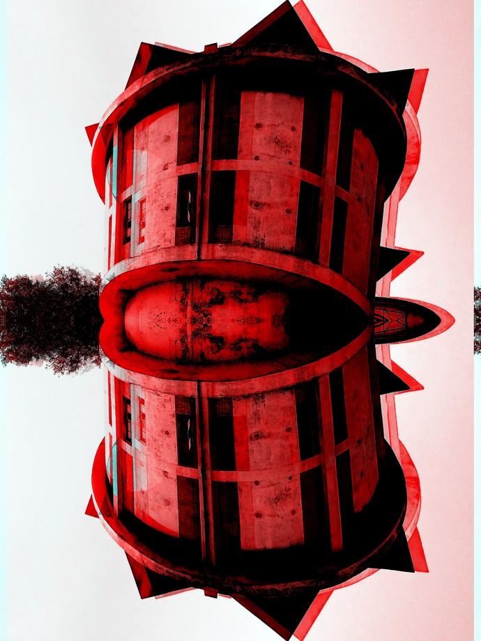 Benaras Falcon by Pankaj Mullick, Digital Digital Art, Digital Print on Enhanced Matt, Brown color