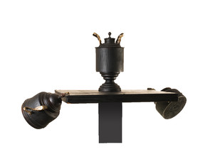 KETTLE TABLE THE SECOND Artifact By Arpan Patel for Studio Kassa