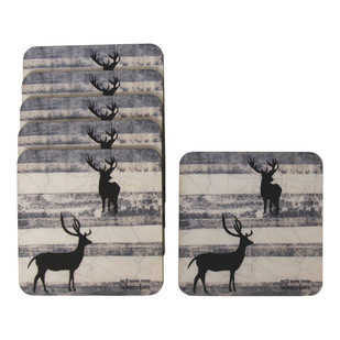 Aashna Jhaveri Coasters Coaster Set By indian-colours
