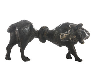 Twisted Cow 11 Artifact By Arpan Patel for Studio Kassa