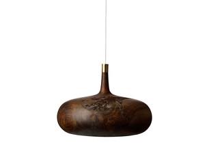 Chappa & Chippa Hanging lamp Artifact By Arpan Patel for Studio Kassa