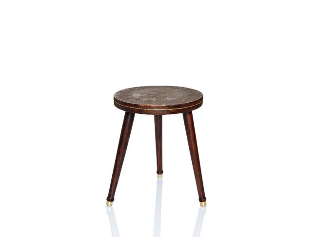 Chappa & Chippa Table small Artifact By Arpan Patel for Studio Kassa