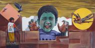 Dreamy Stage Digital Print by Amarendra Maharana ,Fantasy