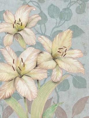 Trois Fleurs I Digital Print by OToole, Tim,Decorative