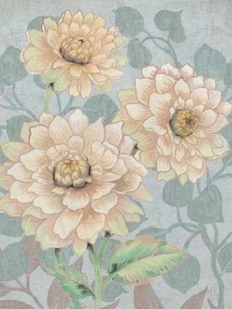 Trois Fleurs III Digital Print by OToole, Tim,Decorative