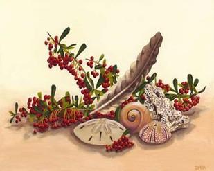 Sea Still Life III Digital Print by Miller, Dianne,Realism