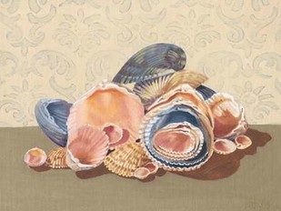 Shell Collection I Digital Print by Miller, Dianne,Impressionism