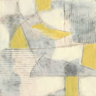 Thin Grey Lines II Digital Print by Goldberger, Jennifer,Abstract
