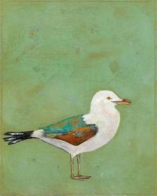 Vibrant Shorebird II Digital Print by Altug, Mehmet,Impressionism