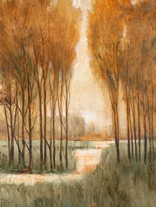 Golden Forest I Digital Print by OToole, Tim,Impressionism