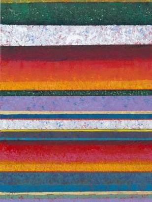 Tulip Fields II Digital Print by OToole, Tim,Abstract
