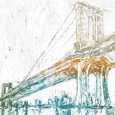 Crossing Over II Digital Print by Studio W,Impressionism