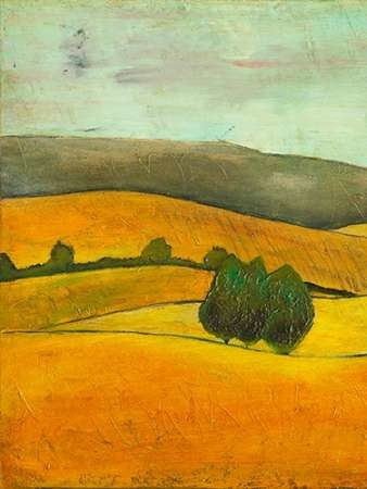 Pastel Hills III Digital Print by Altug, Mehmet,Impressionism