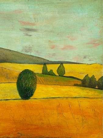 Pastel Hills IV Digital Print by Altug, Mehmet,Impressionism