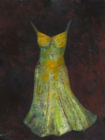 Dancing Dress I Digital Print by Altug, Mehmet,Impressionism
