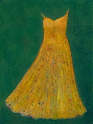 Dancing Dress III Digital Print by Altug, Mehmet,Impressionism