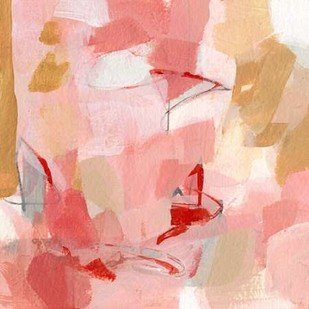 Apple Pie Digital Print by Long, Christina,Abstract