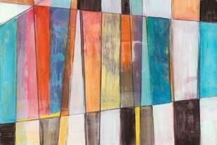 Rhythm & Hues I Digital Print by Fuchs, Jodi,Decorative