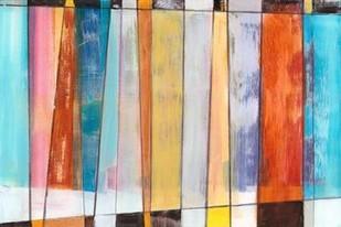 Rhythm & Hues II Digital Print by Fuchs, Jodi,Decorative