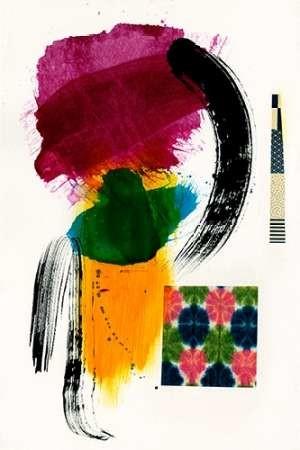 Haiku II Digital Print by Fuchs, Jodi,Abstract