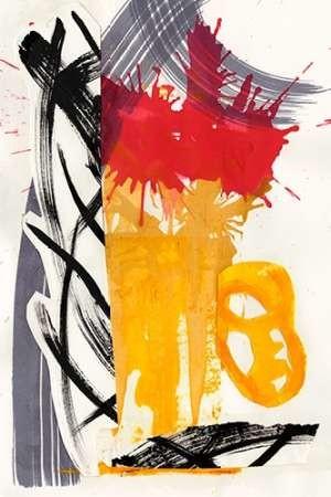 Haiku III Digital Print by Fuchs, Jodi,Abstract