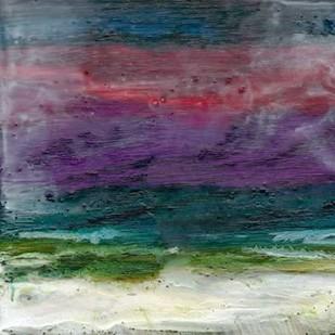 Red Sky at Night I Digital Print by Ludwig, Alicia,Impressionism