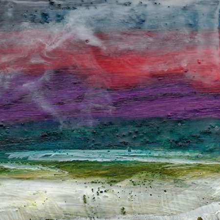 Red Sky at Night II Digital Print by Ludwig, Alicia,Impressionism