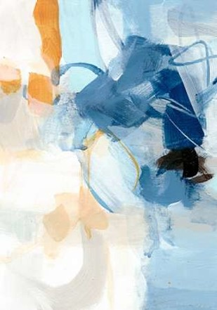Low Tide Digital Print by Long, Christina,Abstract