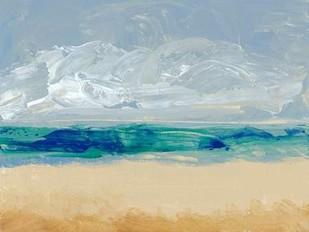 Eastern Shore I Digital Print by Ludwig, Alicia,Impressionism