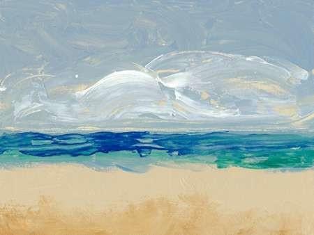 Eastern Shore II Digital Print by Ludwig, Alicia,Impressionism