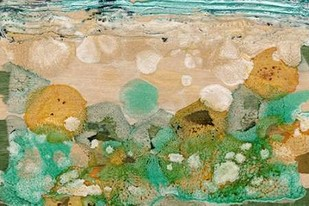 Beneath the Waves II Digital Print by Ludwig, Alicia,Abstract