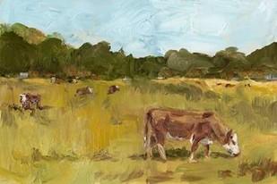 Rural View I Digital Print by Harper, Ethan,Impressionism