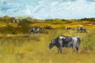 Rural View II Digital Print by Harper, Ethan,Impressionism