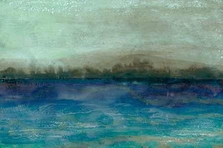 Inlet View I Digital Print by Ludwig, Alicia,Impressionism