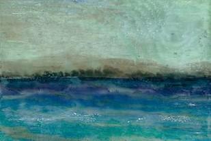 Inlet View II Digital Print by Ludwig, Alicia,Impressionism