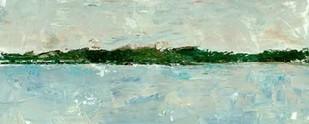Panoramic Vista II Digital Print by Harper, Ethan,Impressionism