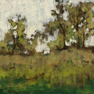 Meadow Lands I Digital Print by Goldberger, Jennifer,Impressionism