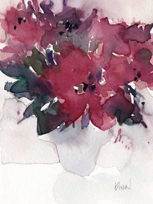 Floral Between III Digital Print by Dixon, Samuel,Impressionism