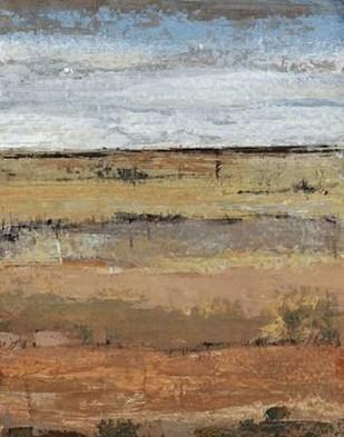 Field Layers II Digital Print by Otoole, Tim,Impressionism