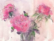 Something Floral I Digital Print by Dixon, Samuel,Impressionism