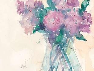 Something Floral II Digital Print by Dixon, Samuel,Impressionism
