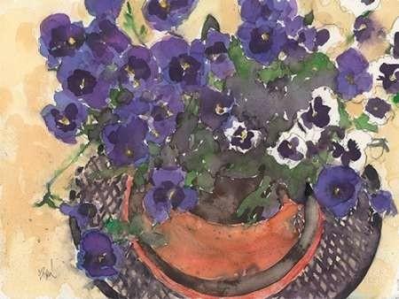 Something Floral VIII Digital Print by Dixon, Samuel,Impressionism