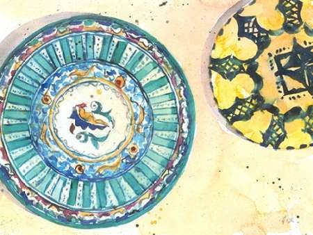 Plate Study I Digital Print by Dixon, Samuel,Decorative
